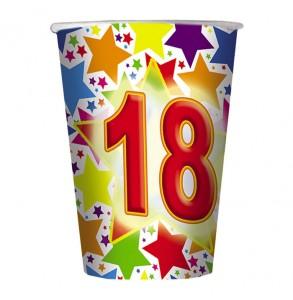 10 bicchieri stardust 18