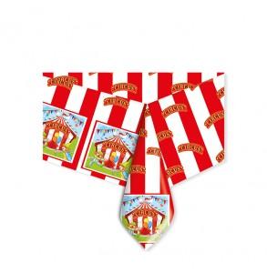 Tovaglia in plastica circus...