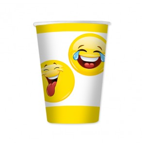 8 bicchieri 200cc emoticons